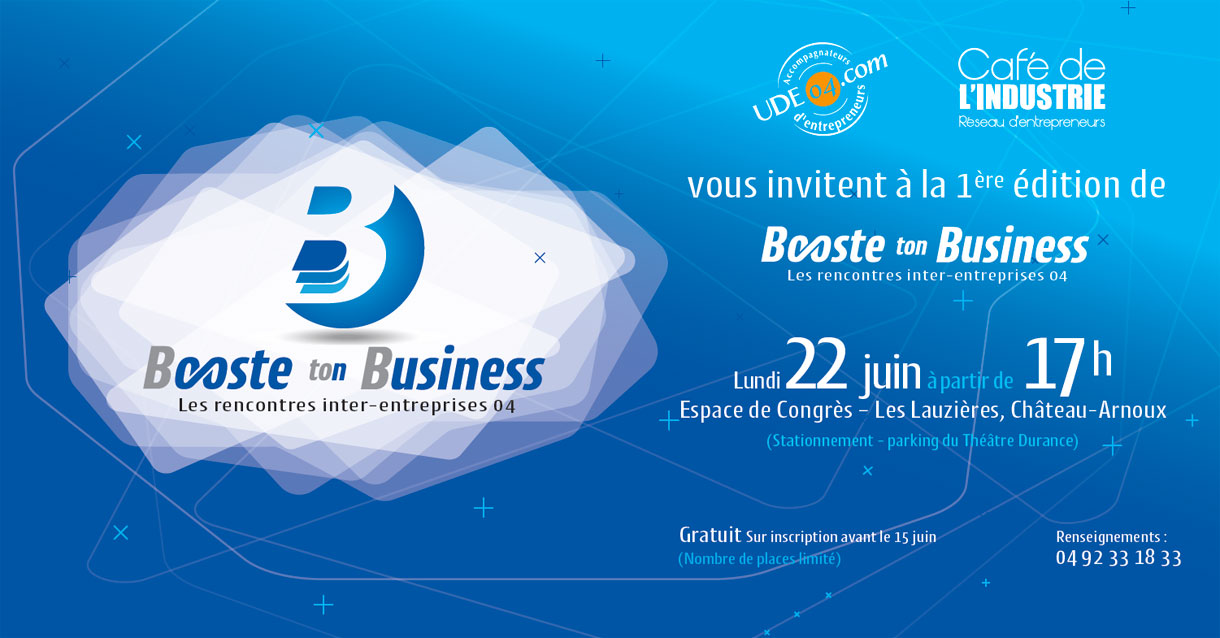 Booste ton Business